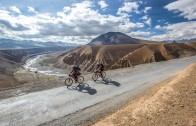 Cycling the Highest Road in the World