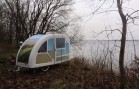 Wide Path Bicycle Camper