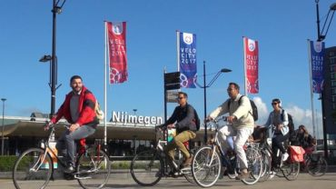 Nijmegen: The City That Tamed Cars So People Can Walk & Bike Where They Please