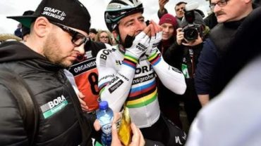 No gummy bear safe from Peter Sagan