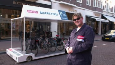 Union Fietsparkeerstalling – Bikers First