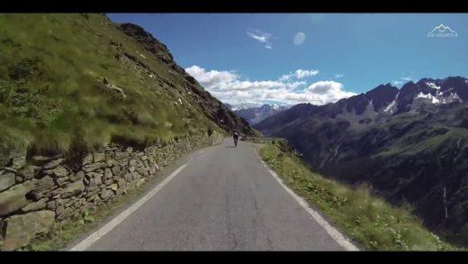 Passo Gavia Superhero excerpt video